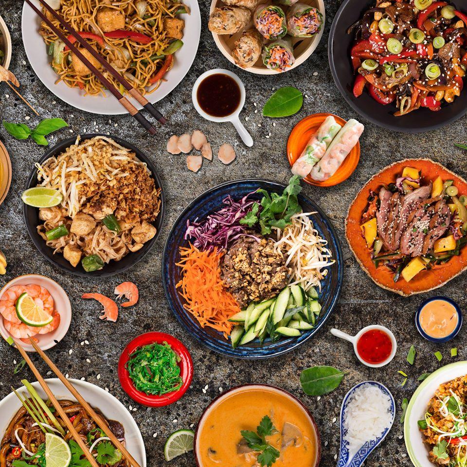 Phame Kitchen - asian street food